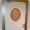 Insulated Personnel Door 900mm x 2000mm c/o