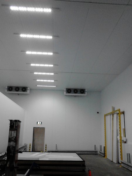 Led Coldstore Light Pir Activated Master With Maintained